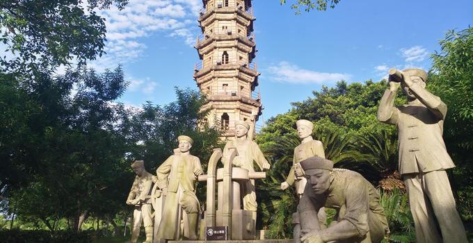 福州马尾:传承历史文脉 留住城市基因
