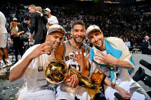馬刺帕克宣布退役 18年NBA生涯17年馬刺人