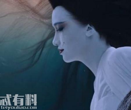 怒海潜沙禁婆是第几集出现的?禁婆是怎么形成的?怒海潜沙禁婆谁演的