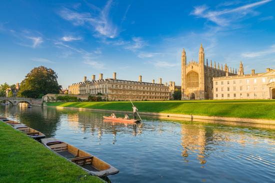 牛津大学在英排名跌至第三 哪所学校将其超越?