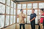 福々州举行中国工艺美术大师陈明良话瓷器鉴藏�活动