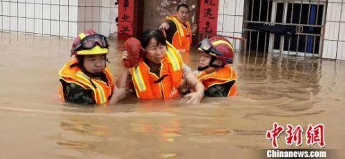 廣東河源暴雨最新消息 廣東河源暴雨現場什么情況有人傷亡嗎