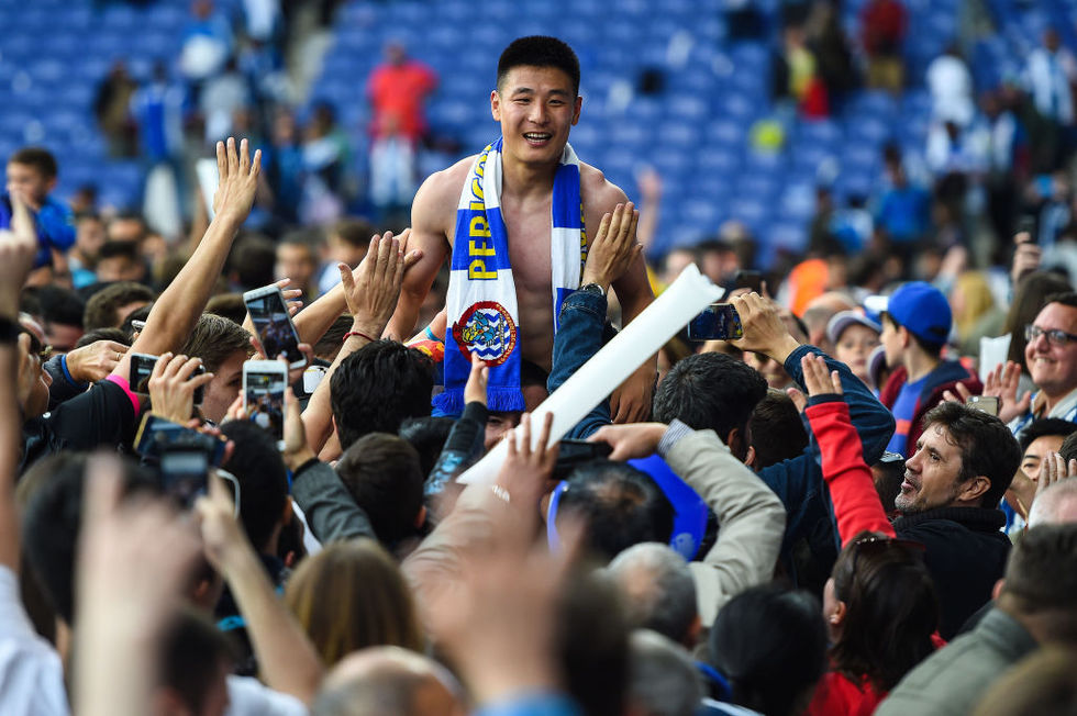武磊身價現在是多少? 武磊新身價刷新中國球員歷史身價紀錄