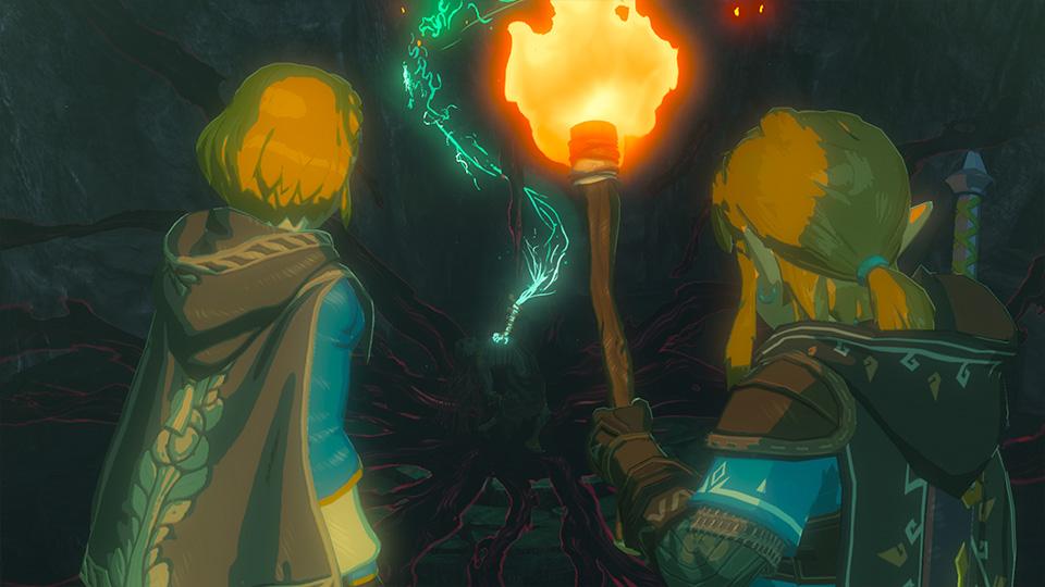 《 塞尔达传说:旷野之息》续作内容比较黑暗