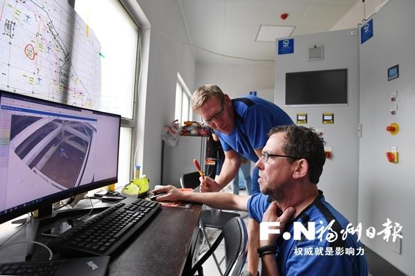 福州斗门调蓄池具备投用条件 单体体量全国第二