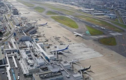 日本福冈机场