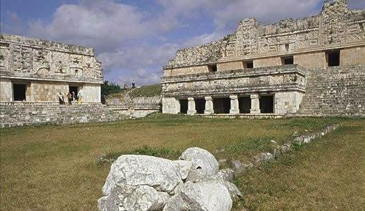玛雅墓穴中现颅骨:能揭开玛雅文明崩溃的神秘面纱吗