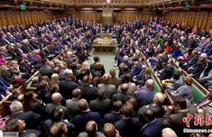 英国工党欲阻止无协议脱欧 提案遭下议院否决