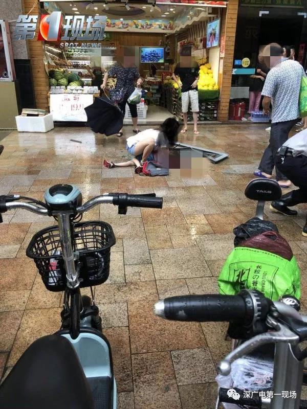高空坠物砸中幼童 究竟发生了什么?小孩伤势如何?