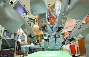 机器人医生做手术什么情况 机器人医生会胜过人工医生吗