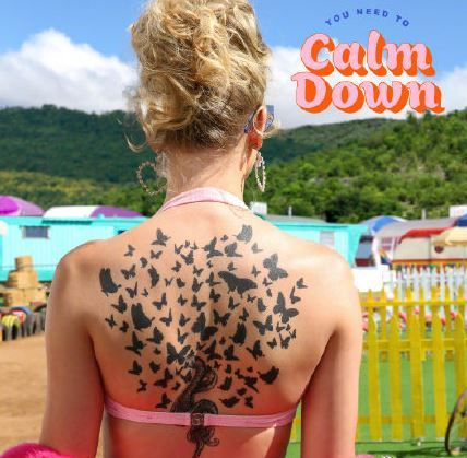 you need to calm down在哪听 泰勒you need to calm down歌词完整版