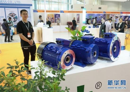 第十屆海峽兩岸電機電器博覽會在福建舉行