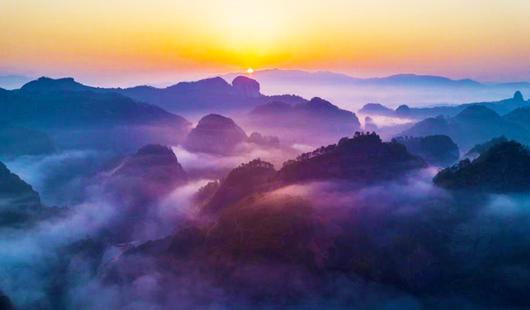 生态中国·碧水丹山瞰福建