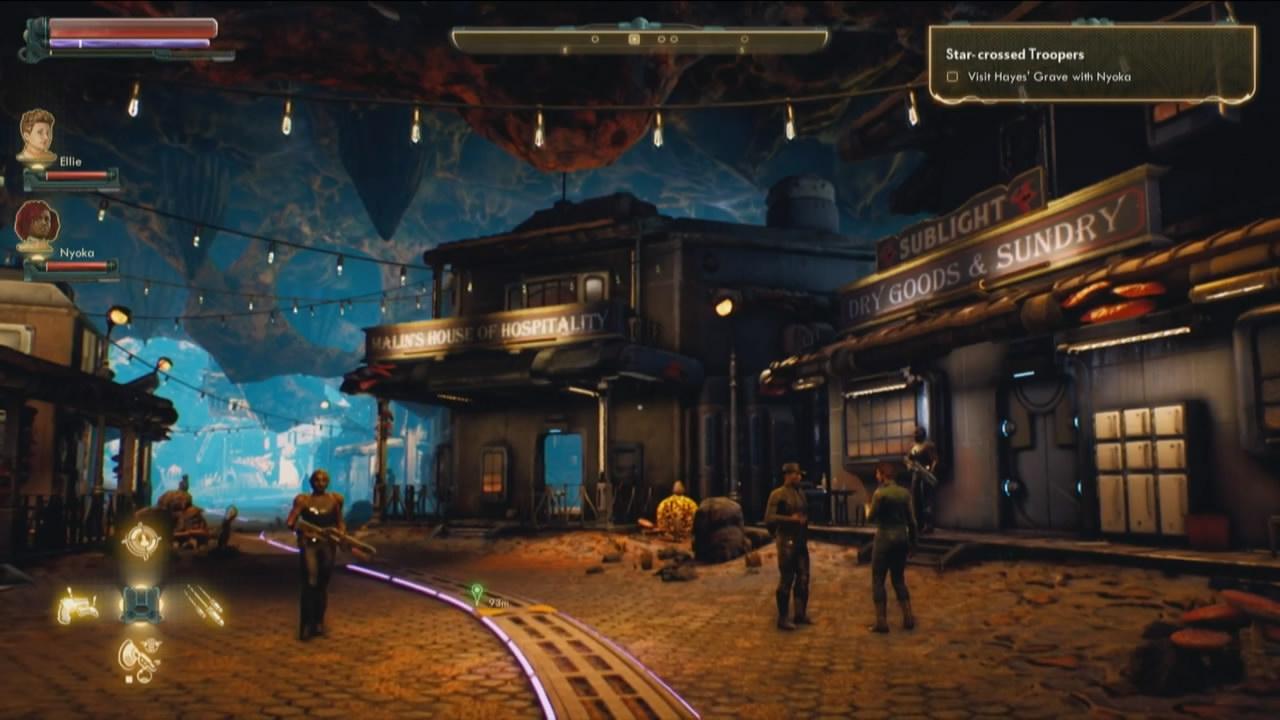 黑曜石RPG新作《外部世界》 在黑暗世界求生