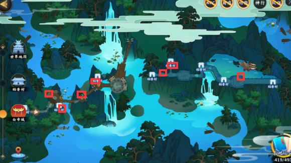 剑网3指尖江湖白帝城宝箱在什么地方 白帝城宝箱位置一览