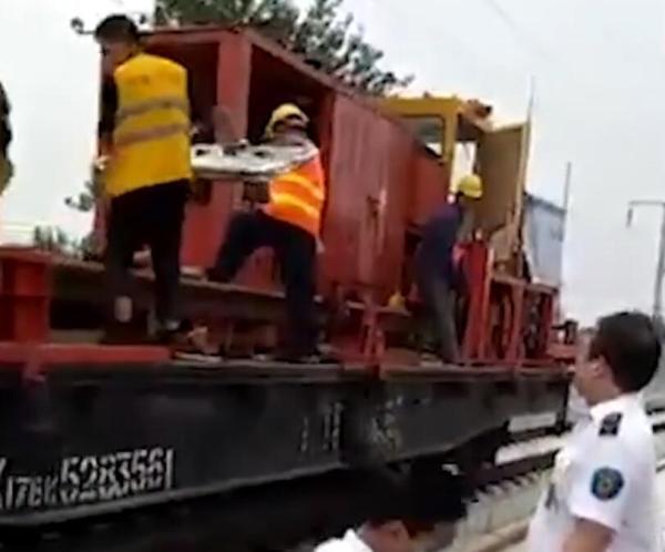 阜阳高铁工地事故致10余伤,铁总领导两天前叮嘱严把安全关