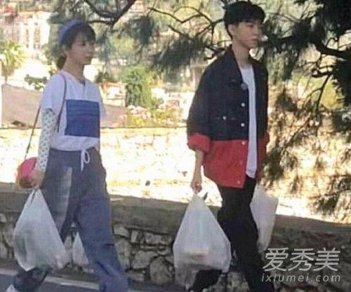 王俊凯帮杨紫拎包怎么回事?王俊凯和杨紫是什么关系?