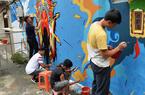 海峡论坛第二届创意涂鸦巡回赛东山站正式揭幕