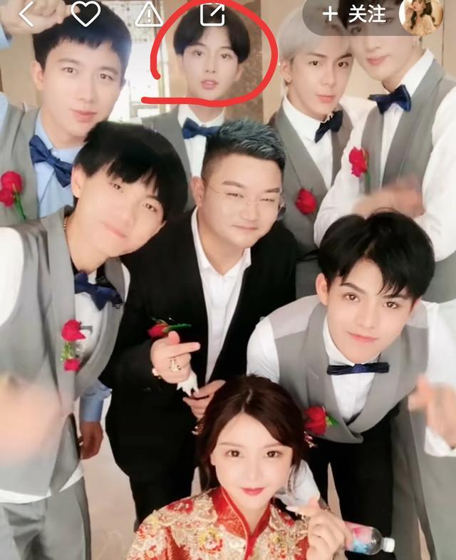 韩安冉婚礼有哪些网红参加?韩安冉老公小猪几岁照片个人资料
