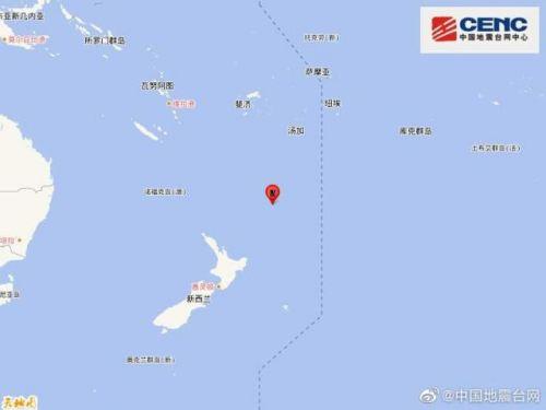 新西兰7.2级地震详细情况 新西兰7.2级地震影响有哪些
