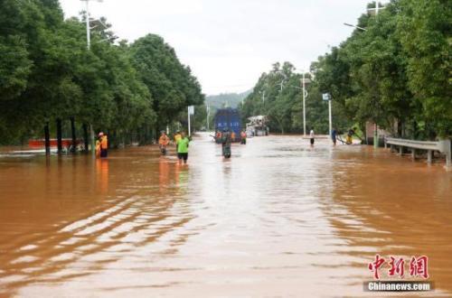南方暴雨洪涝灾害怎么回事?南方暴雨洪涝灾害现场图受灾详细情况