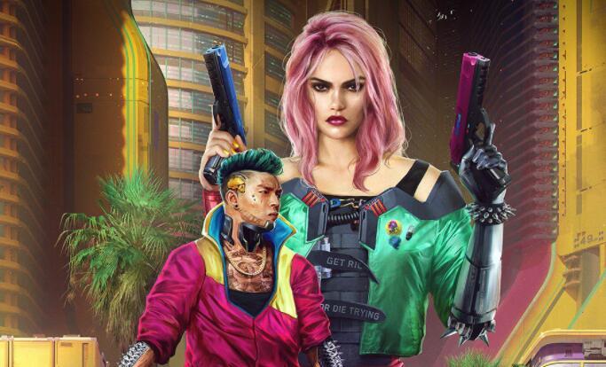 《赛博朋克2077》全新概念图 官博解释两种主义