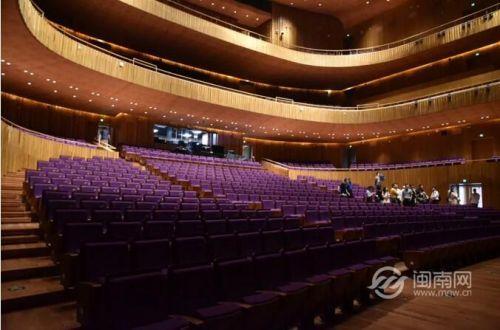 泉州大剧院即将开放 将上演首场歌剧《马可·波罗》