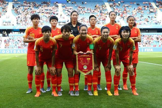 中国女足晋级16强 小组赛最后一场逼平西班牙队