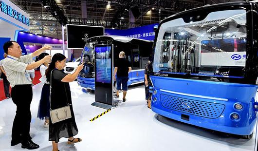 第十七届中国·海峡创新项目成果交易会开幕