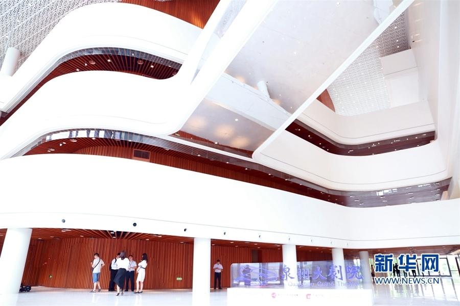 泉州大剧院即将启幕首演歌剧《马可·波罗》