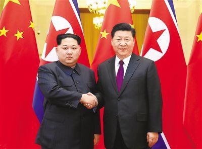 十八大以来初次拜访朝鲜在即 习近平这样点评中朝联络