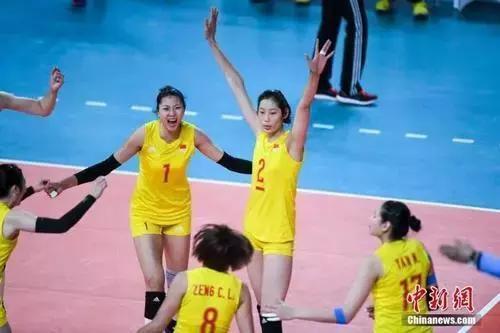 中国女排3-0什么情况 朱婷拿15分荣膺本场比赛得分王