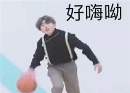 打球像蔡徐坤是什么梗 蔡徐坤打篮球是什么节目