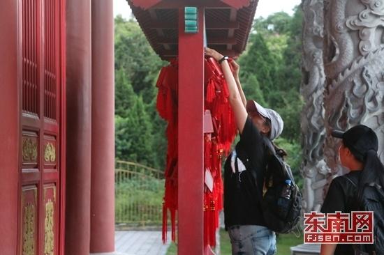 """第十一届海峡论坛""""漳州,最美乡村行""""走进长泰"""