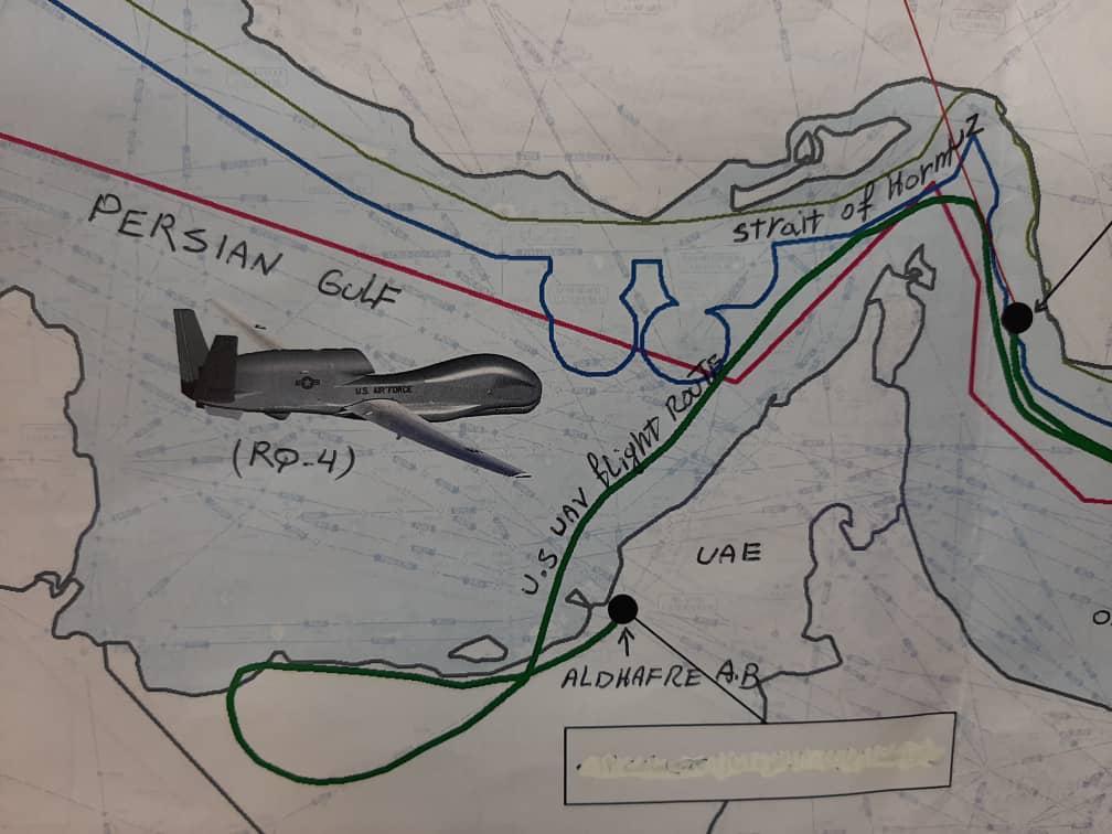 伊朗击落美无人机怎么回事 美国无人机被击落事件始末