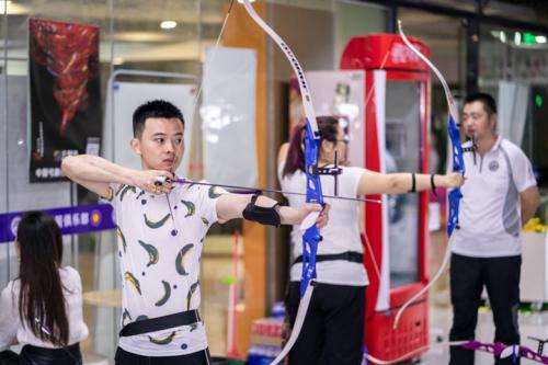 2019年海峡两岸全民健身射箭邀请赛发布会完美召开