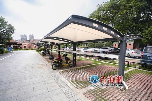 """漳州古城""""禁行""""后续:部分机动车停车位改为非机动车停车位"""