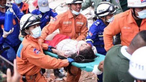 柬埔寨建筑物倒塌怎么回事?柬埔寨建筑物倒塌原因是什么?