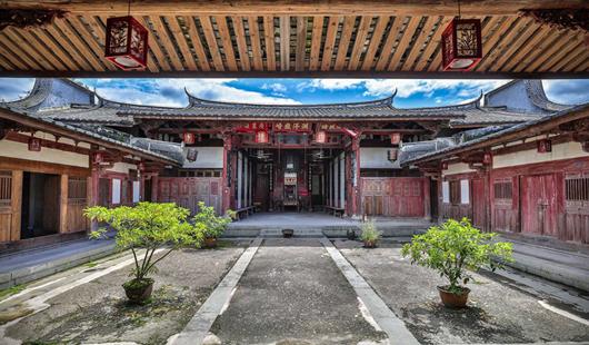 爱上福州城 |  大美宏琳厝 风雨两百年