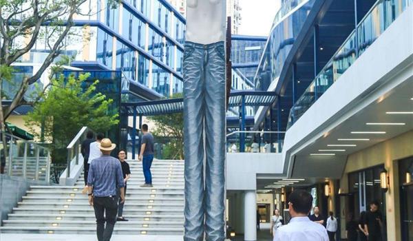 航空古地石瞐艺术公园正式启航 厦门再添艺术公园
