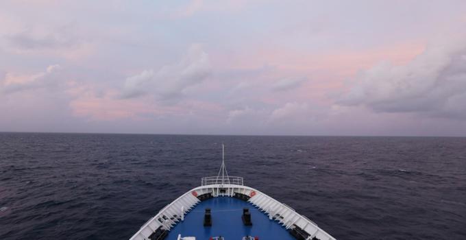 远望3号船顺利护送第46颗北斗导航卫星入轨