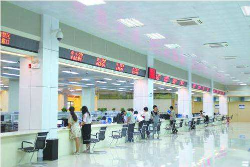 福州自贸片区升级商标受理窗口业务办理模式
