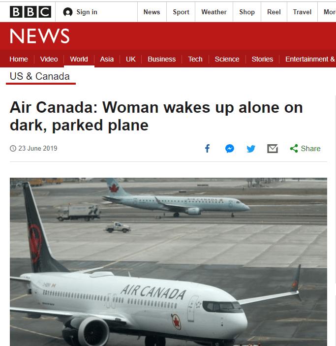 乘机醒来只剩自己事件始末 乘机醒来只剩自己最后怎么处理