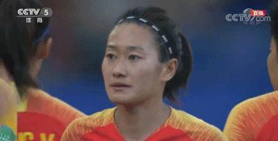 未能晋级8强让女足姑娘们感到遗憾和不甘。