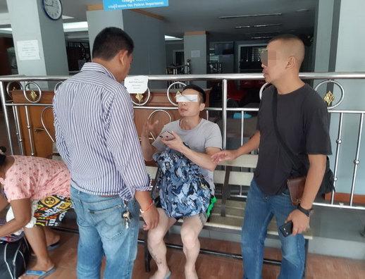 泰国坠崖孕妇案最新进展:闪婚丈夫隐瞒多起犯罪记录?孕妇坠崖真正原因曝光(3)