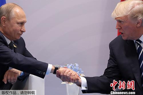 特朗普與普京將于28日在大阪會晤 擬持續一小時