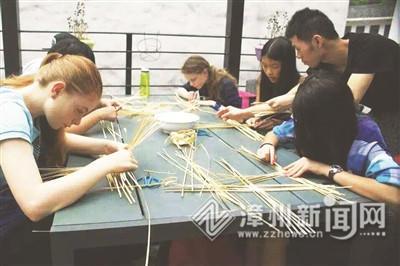 漳州華安90后創業青年郭毅民:竹編手藝的新匠人
