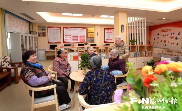 福州市人大常委會舉行養老事業發展工作專題詢問會