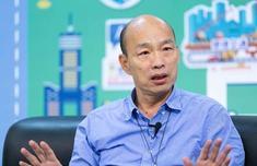 有人要發動罷免韓國瑜 臺網友怒:為什么不罷免蔡英文?
