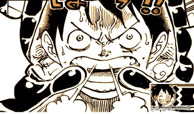 海贼王漫画947话鼠绘情报最新:QUEEN逆袭 大妈恢复记忆被抓